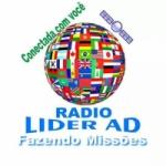Logo da emissora Rádio Líder Gospel AD