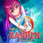 Logo da emissora Radio Rakuen