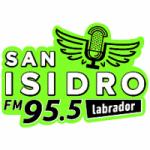 Logo da emissora Radio San Isidro Labrador 95.5 FM