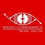 Logo da emissora Radio Coremarca 100.5 FM 780 AM