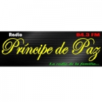 Logo da emissora Radio Principe de Paz 94.3 FM