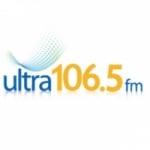 Logo da emissora Radio Ultra 106 FM