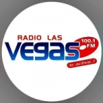Logo da emissora Radio Las Vegas 100.1 FM