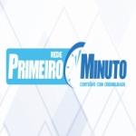 Logo da emissora Rede Primeiro Minuto