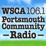 Logo da emissora WSCA 106.1 FM