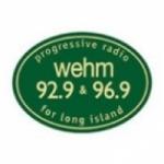Logo da emissora WEHM 92.9 FM