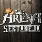 Logo da emissora Rádio Arena Sertaneja