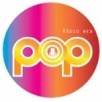 Logo da emissora Rádio Web Pop