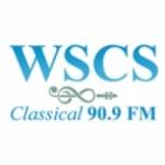 Logo da emissora WSCS 90.9 FM