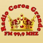 Logo da emissora Rádio Coroa Grande 99.9 FM