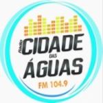 Logo da emissora Rádio Cidades Das Águas 104.9 FM