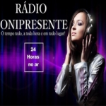 Logo da emissora Rádio Web Onipresente