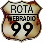 Logo da emissora Rota 99 Web Rádio