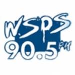 Logo da emissora WSPS 90.5 FM