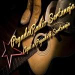 Logo da emissora Pegada Rádio Sertaneja Gospel