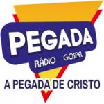 Logo da emissora Pegada Rádio Gospel