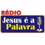 Logo da emissora Web Rádio Jesus é a Palavra