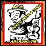 Logo da emissora Rádio Poesia Verso e Viola
