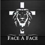 Logo da emissora Rádio Face a Face FM