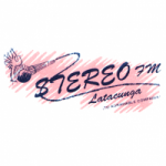Logo da emissora Radio Stereo Latacunga 102.1 FM