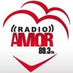 Logo da emissora Radio Amor 89.3 FM