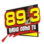 Logo da emissora Radio Biblián Super Stereo 89.3 FM
