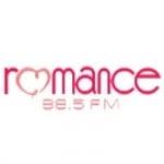 Logo da emissora Radio Romance 88.5 FM