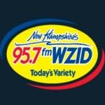 Logo da emissora WZID 95.7 FM
