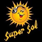 Logo da emissora Radio Super Sol 96.3 FM