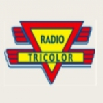 Logo da emissora Radio Tricolor 97.7 FM