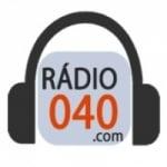 Logo da emissora Rádio 040
