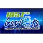 Logo da emissora Radio Gaviota FM 105.1