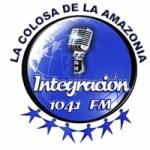 Logo da emissora Radio Integracion 104.1 FM