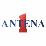 Logo da emissora Rádio Antena 1 107.5 FM