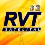 Logo da emissora Radio RVT Satelital 91.5 FM