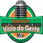 Logo da emissora Rádio Viola da Gente