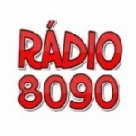 Logo da emissora Rádio 8090