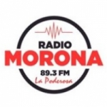 Logo da emissora Radio Morona 89.3 FM