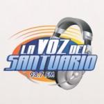 Logo da emissora Radio La Voz Del Santuario 98.7 FM