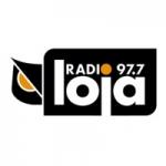 Logo da emissora Radio Onda Loja 107.9 FM