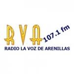 Logo da emissora Radio La Voz De Arenillas 107.1 FM