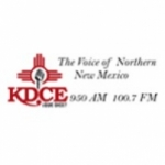 Logo da emissora Radio KDCE 950 AM