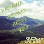 Logo da emissora Radiante Recreio