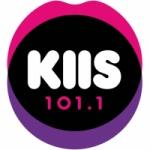 Logo da emissora Radio KIIS 101.1 FM