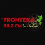 Logo da emissora Radio Frontera 93.3 FM