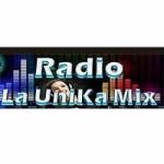 Logo da emissora Radio La Unika del Ecuador