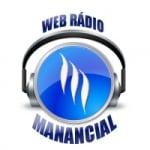 Logo da emissora Manancial de Benção