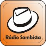 Logo da emissora Rádio Sambista