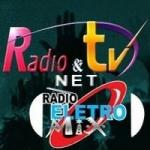 Logo da emissora Rádio Eletro Mix FM
