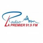 Logo da emissora Radio La Premier 91.9 FM